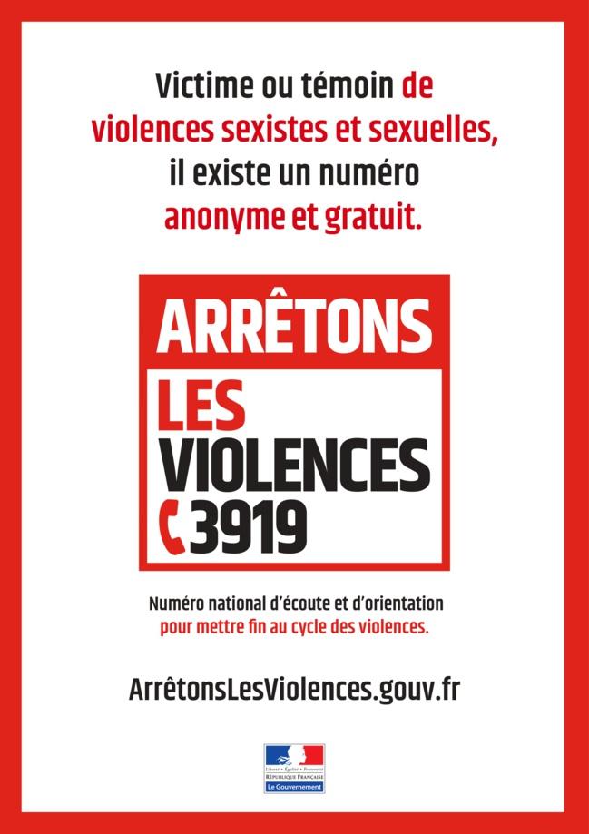 Luttons contre les violences faites aux femmes - Le CDOS 92 se mobilise !