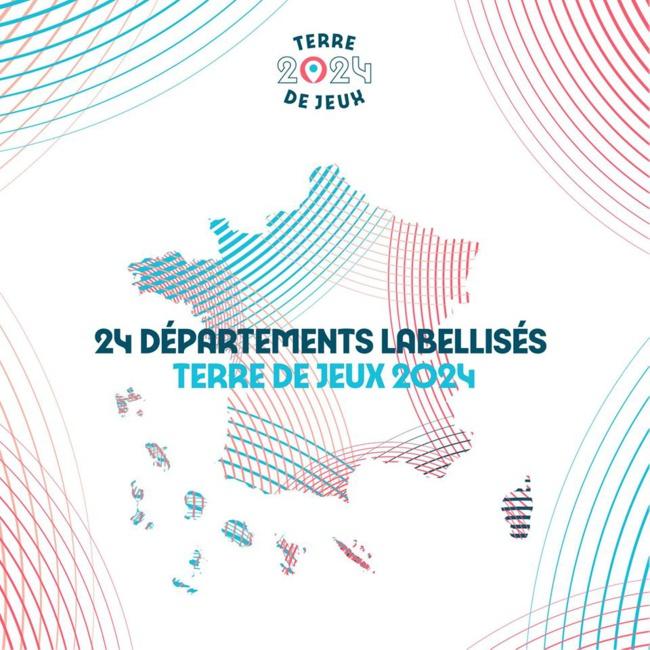 Paris 2024 dévoile la première promotion de communes et intercommunalités labellisées « Terre de Jeux 2024 »