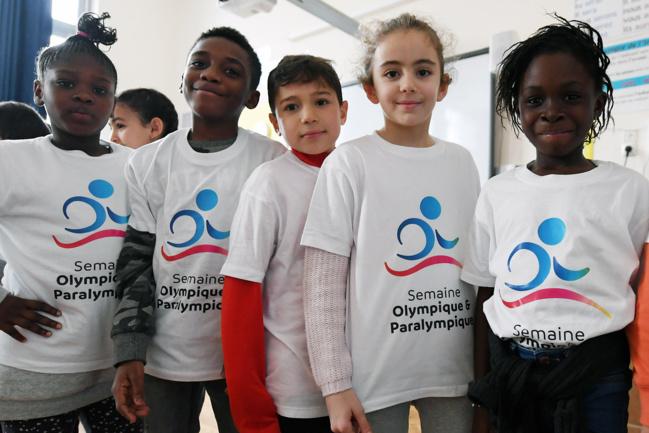 ⚠️Semaine Olympique et Paralympique - 3 au 8 Février 2020⚠️