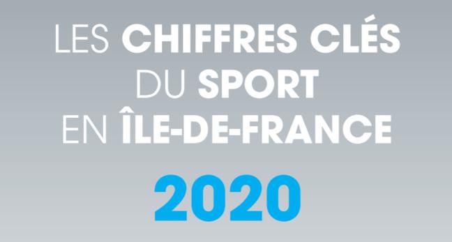 Chiffres clés du sport 2020 en Île-de-France - IRDS