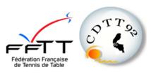 Comité Départemental Tennis Table des HAUTS-DE-SEINE