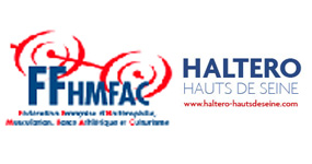 1er TOUR DE LA COUPE DE FRANCE DES CLUBS D' HALTHEROPHILIE jeunes