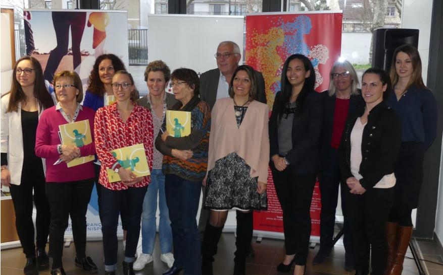 """Retour en images sur le 1er Colloque """"Omnisports pour Elles"""" du 8 Mars 2019"""