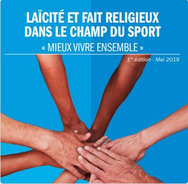 Guide: Laïcité et fait religieux dans le champ du sport