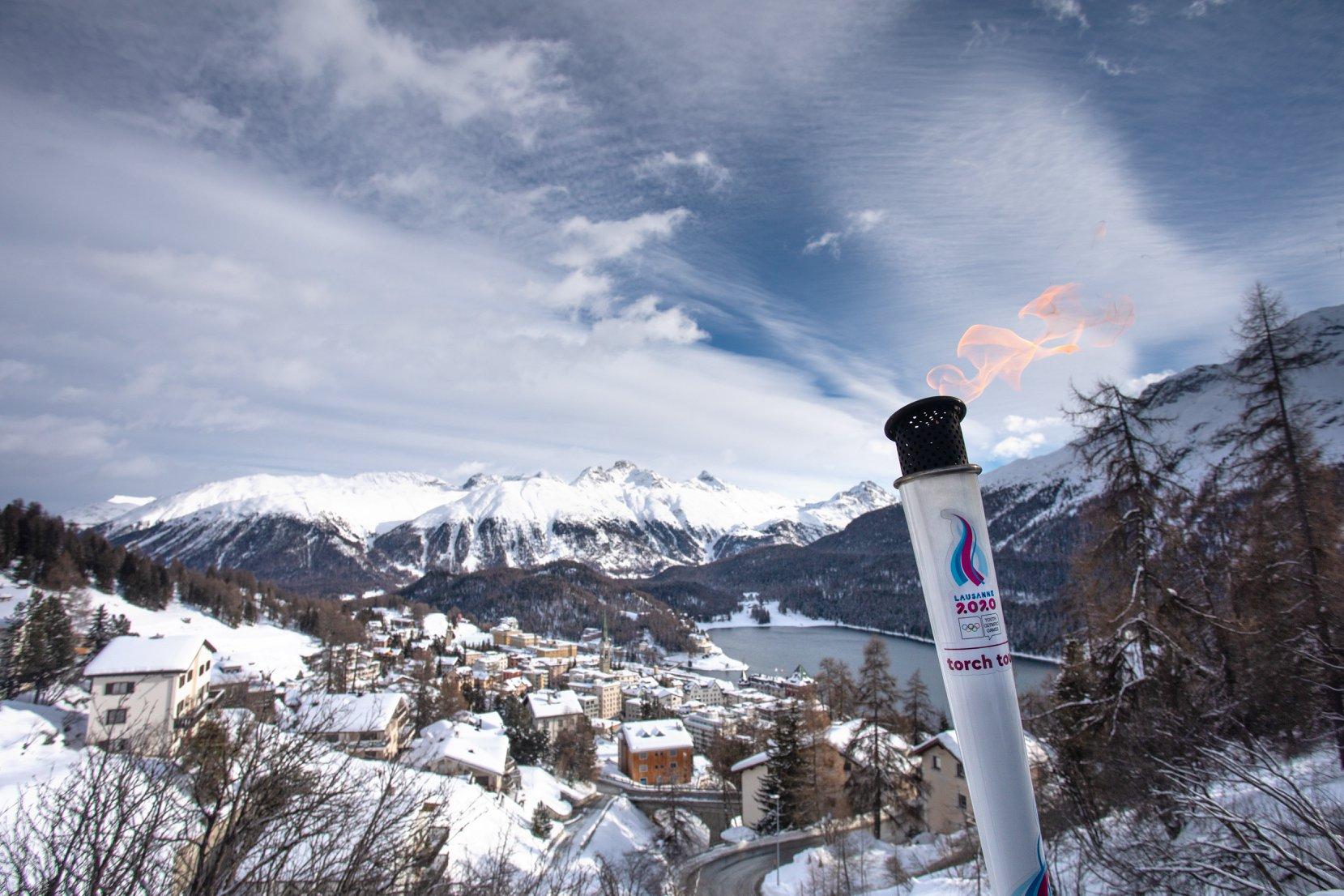 Début des Jeux Olympiques de la Jeunesse de Lausanne 2020