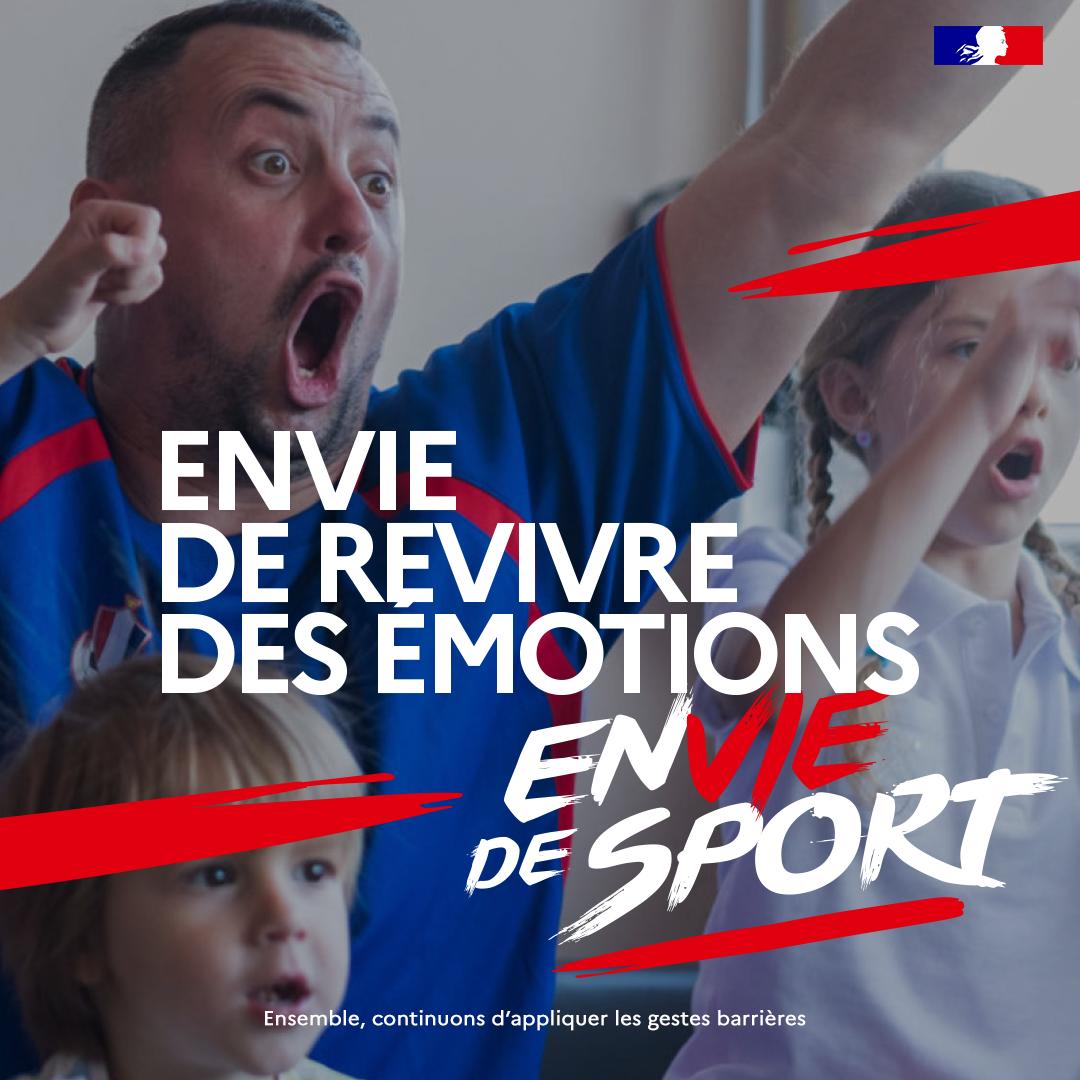 EnVie de Sport - Pour une rentrée sportive !