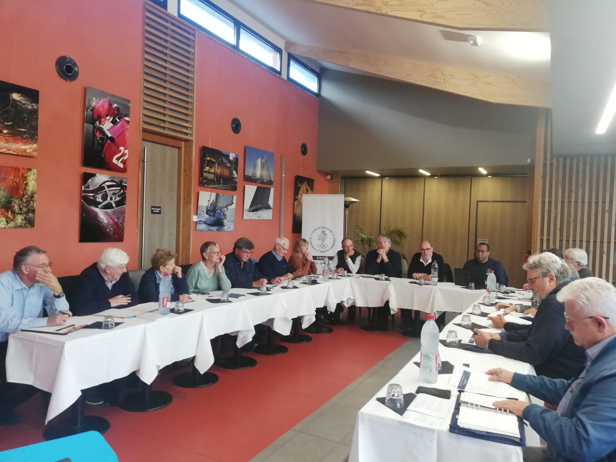 Procès verbaux des réunions du Conseil d'Administration - 2021