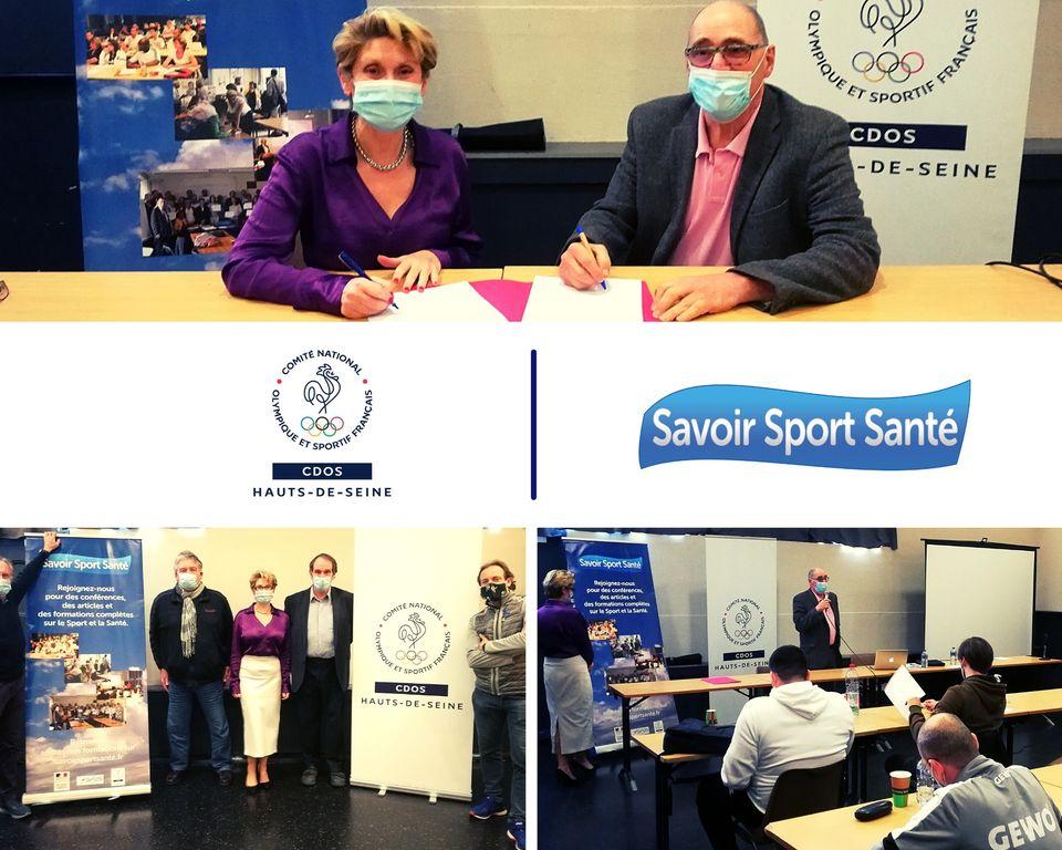 Retour sur la formation Sport Santé Prescri'forme - Session mars 2021