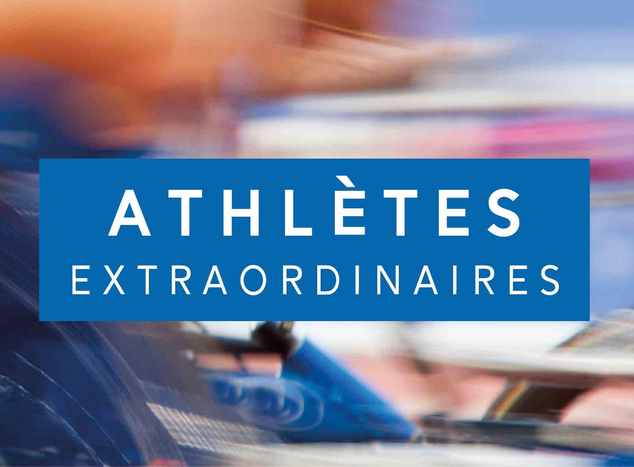 """Notre nouvelle exposition itinérante : """"Athlètes extraordinaires : l'aventure du Handisport et du Sport Adapté"""""""