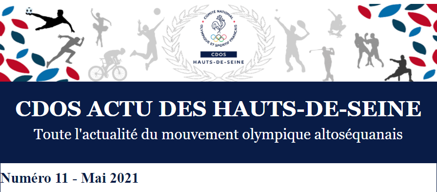 CDOS Actu des Hauts-de-Seine - N°11 - Mai 2021