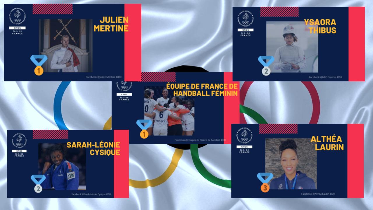 Qui sont les médaillés olympiques et paralympiques des Hauts-de-Seine ?