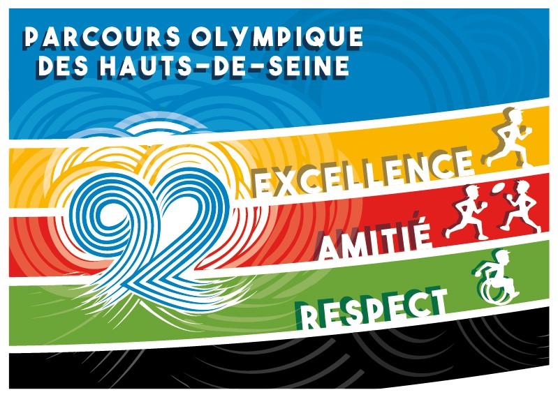 Ouverture du Parcours Olympique des Hauts-de-Seine: Montrouge le 9 novembre 2015
