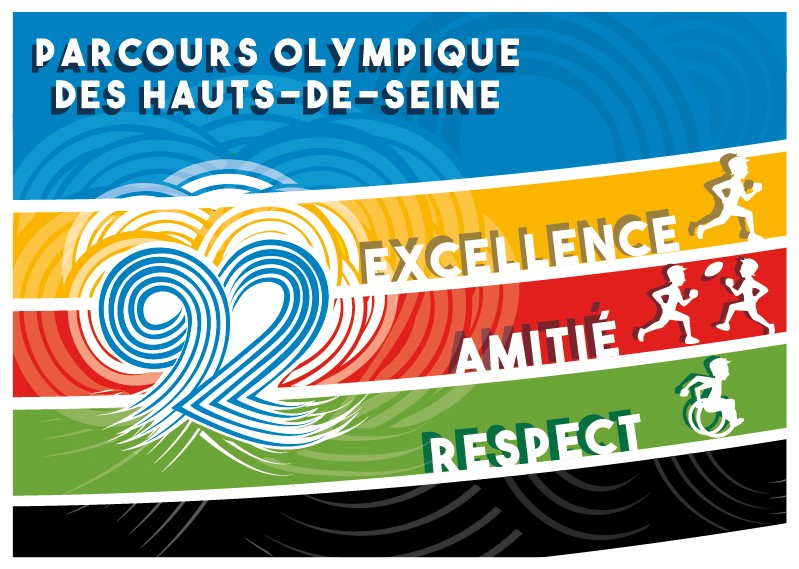 Parcours Olympique : Le Plessis-Robinson / Chatenay-Malabry  Etape 5