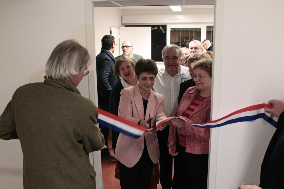 Soirée d'Inauguration des Nouveaux locaux du CDOS 92
