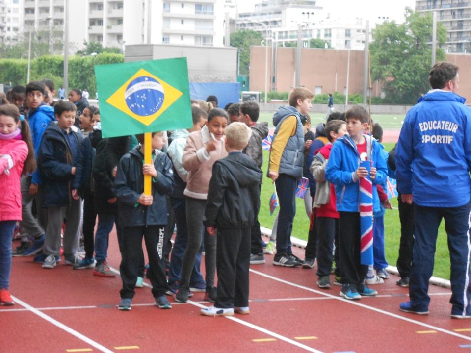Parcours Olympique : 24ème Etape