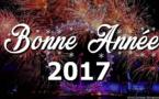 Joyeuse année 2017!