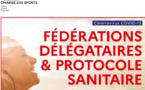 Guide complet des protocoles sanitaires des Fédérations délégataires
