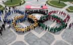 Parcours Olympique : 19ème étape
