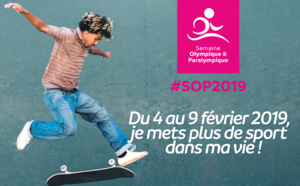 Retour sur la Semaine Olympique et Paralympique 2019