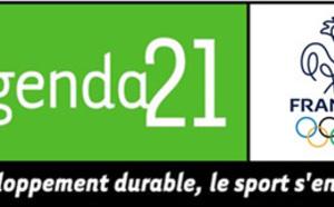 """Label """"Développement Durable, le Sport S'engage"""""""