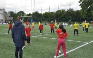 """Retour sur l'opération """"Foot à l'école - Ensemble luttons contre les stéréotypes 2019"""" - USEP 92 et District de Football 92"""