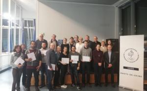Soirée de remise des diplômes - Formation Sport Santé Prescri'forme 2019
