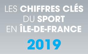 Les chiffres clés du sport en Île-de-France en 2019