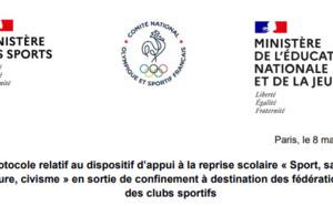 """Le CDOS 92 au soutien du sport scolaire - Dispositif """"2S2C"""""""