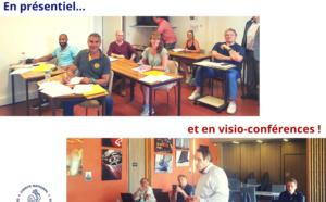 Nos formations Sport Santé Prescri'forme en présentiel mais aussi en visio !