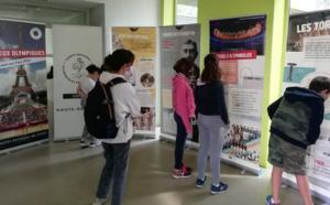 L'exposition itinérante du CDOS 92 se dévoile à Sèvres - Vacances apprenantes 2020
