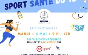 Le Rendez-vous Sport Santé du 92 - Mardi 4 mai à 9h en direct sur Be Sport !