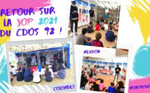 Retour sur la Journée Olympique et Paralympique 2021 du CDOS 92 !