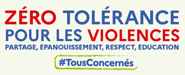 STOP aux violences dans le sport - #Tous concernés